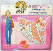 Bionic Woman - Vêtements Super Jaimie - Robe de printemps - Meccano