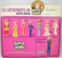 Bionic Woman - Vêtements Super Jaimie - Robe de printemps - Meccano (1)