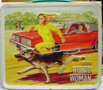 Bionic Woman - Merchandising Lunch Box