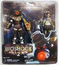 Bioshock 2 - Big Sister & Little Sister - NECA