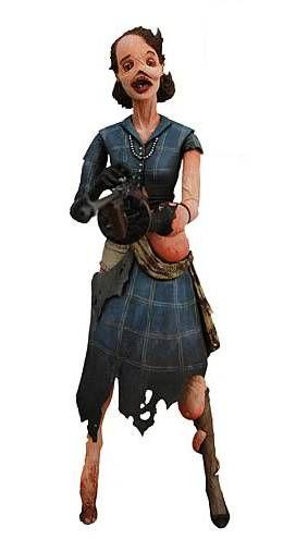 Bioshock 2 - Ladysmith Splicer - NECA