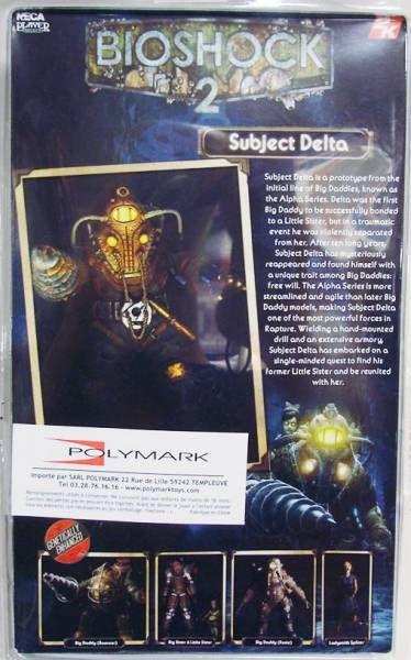 Bioshock 2 - Subject Delta - NECA