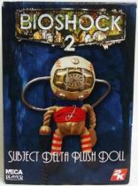 Bioshock 2 - Subject Delta Plush Doll - NECA
