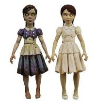 Bioshock 2 - Young Eleanor and Little Sister - NECA
