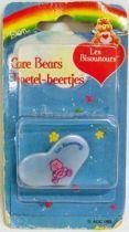 Bisounours - Barette à cheveux (coeur bleue) - Den