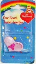 Bisounours - Barette à cheveux (coeur rose) - Den