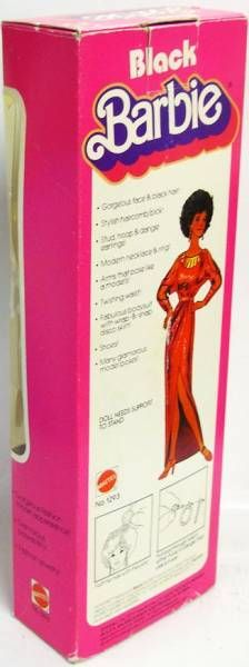 Black Barbie - Mattel 1979 (ref.1293)