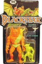 Blackstar - Gargo & Alien Demon (GIG)