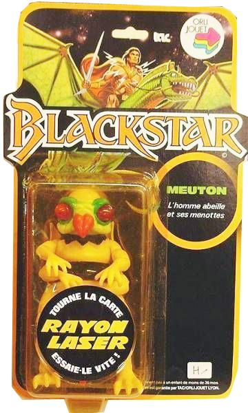 Blackstar - Meuton (Orli-Jouet)
