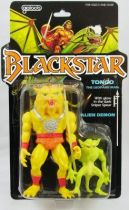 Blackstar - Tongo & Alien Demon (Galoob)