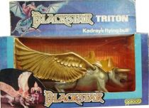 Blackstar - Triton the Flying Bull (Galoob)