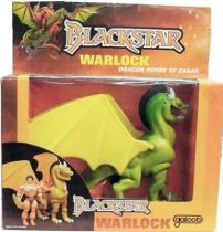 Blackstar - Warlock Dragon Horse of Zagar (Galoob)