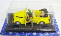 Blake & Mortimer - Hachette - Atlantis Mystery : Ford Cabriolet