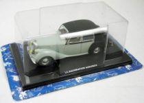 Blake & Mortimer - Hachette - La Machination Voronov : Bentley Type R