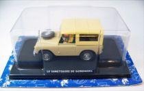 Blake & Mortimer - Hachette - Le Sanctuaire de Gondwana Land Rover (courte) 01