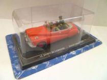Blake & Mortimer - Hachette - The Secret of the Swordfish : Buick Cabriolet