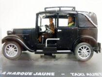 Blake & Mortimer - Hachette - The Yellow Mark: Taxi Austin