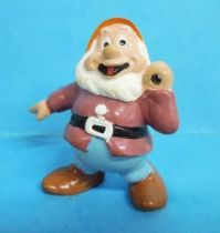 Blanche Neige - Figurine PVC Bootleg Bully - le nain Joyeux