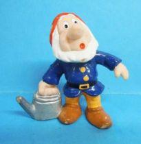 Blanche Neige - Figurine PVC Bullyland - le nain Atchoum