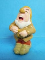 Blanche Neige - Figurine PVC Disney - le nain Atchoum