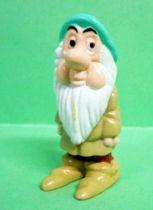 Blanche Neige - Figurine PVC Disney Home Video - le nain Dormeur
