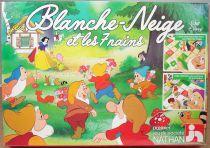 Blanche-Neige et les 7 nains - Jeu de société - Nathan 1984