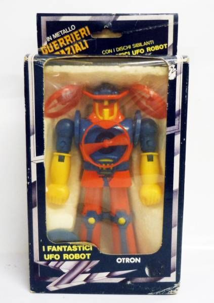 Blocker Gundan IV Machine Blaster - Gig - Boss Palder (Mint in Box)