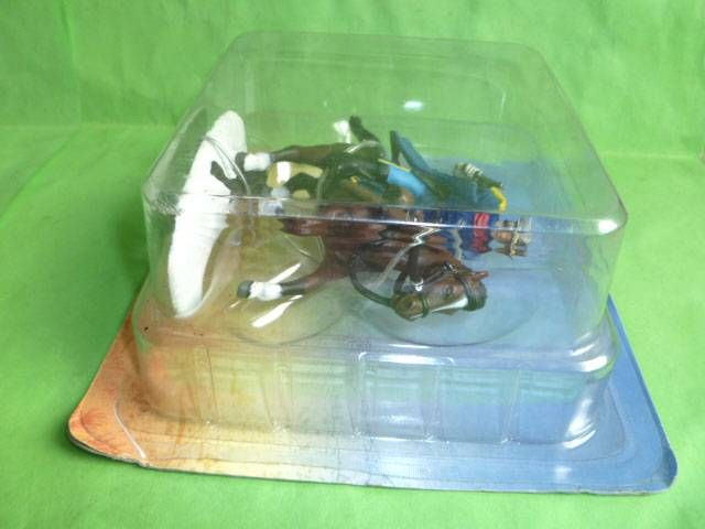 Blueberry - Blueberry Mounted Us cavalery - Metal Figure Mint in Package