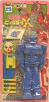 Bomber X - \\\'\\\'Gashin\\\'\\\' Big Dai X Rubber figure (blue)