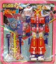 Bomber X - Big Dai X 6\'\' action figure