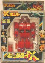 Bomber X - Mini Big Dai X robot