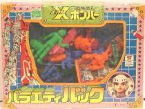 Bomber X - mini-figures set