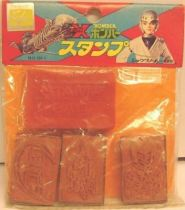 Bomber X - Stamps set