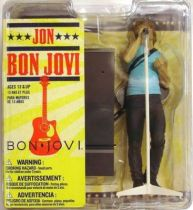 Bon Jovi - Jon Bon Jovi - McFarlane action figure