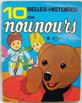 Bonne Nuit les Petits - 10 Belles Histoires de Nounours - ORTF 1974