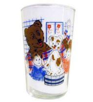 Bonne Nuit les Petits - Amora Mustard Glass - Nicolas, Pimprenelle & Nounours wash Fanfan