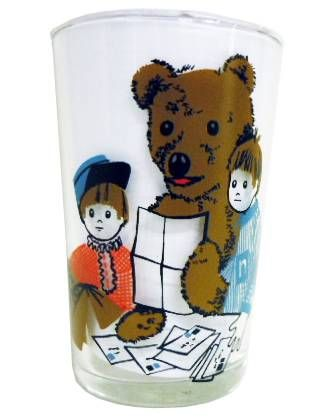 Bonne Nuit les Petits - Amora Mustard Glass - Nicolas, Pimprenelle and Nounours receive mails from admirer