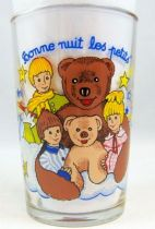 Bonne Nuit les Petits - Amora Mustard Glass - The Celebration with Nounours