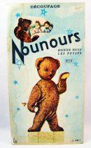 Bonne Nuit les Petits - Jesco Cutting Game 1964