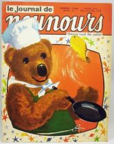 Bonne Nuit les Petits - Journal de Nounours Mensuel n°49 - ORTF 1966