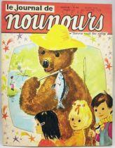 Bonne Nuit les Petits - Journal de Nounours Mensuel n°50 - ORTF 1966