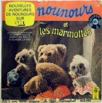Bonne Nuit les Petits - Mini Lp and book - Nounours and the Marmots