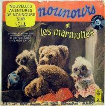 Bonne Nuit les Petits - Mini Lp and book - Nounours and the Marmots