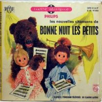 Bonne Nuit les Petits - Mini Lp and book - the new songs