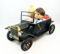 Bonne Nuit les Petits - Plastic toy CLD - Antic Car with Nicolas & Pimprenelle