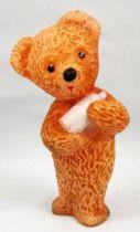 Bonne Nuit les Petits - Squeeze toy Delacoste - Remi, Nounours\' nephew