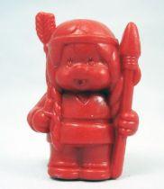 Bonux Kiki Indien figurine rouge