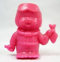 Bonux Kiki Plongeur figurine rose