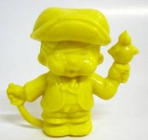 Bonux Monchichi Pirate yellow figure