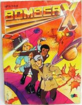 Book -  Editions Greantori - Bomber X issue #1
